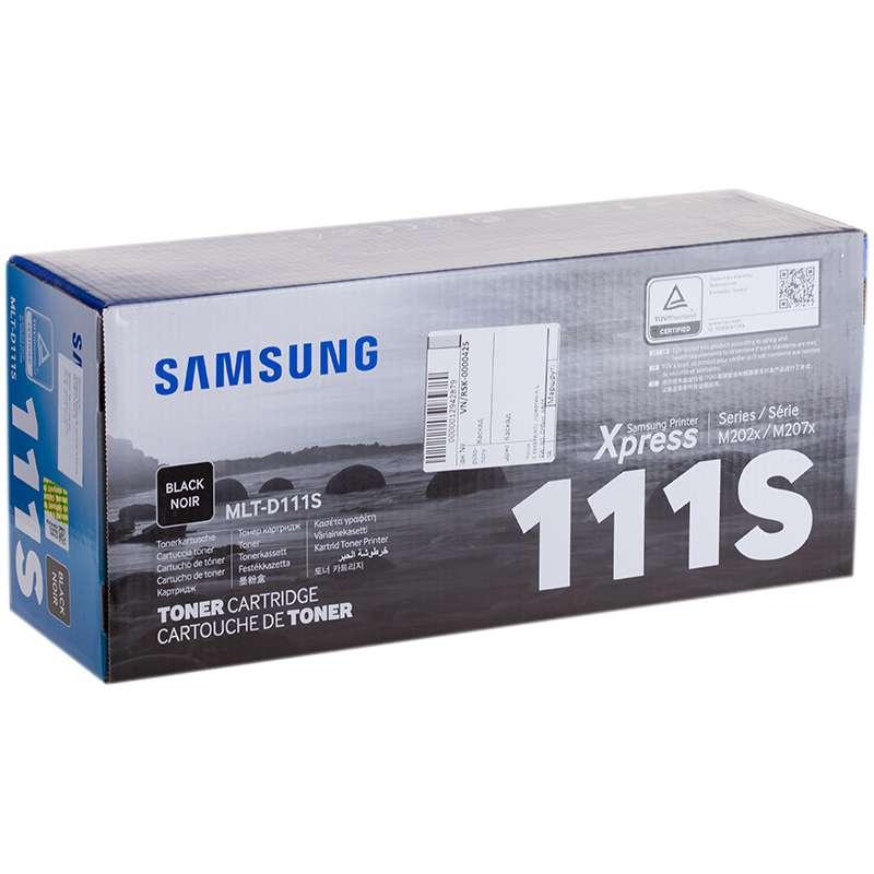 Картридж Samsung SU812A MLT-D111S для Samsung SL-M2020 SL-M2020W SL-M2070 SL-M20